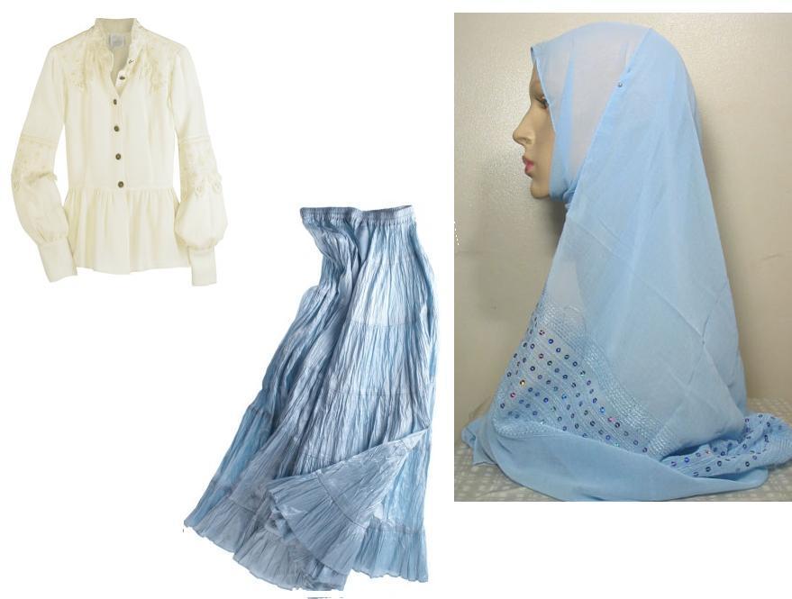 بالصور ستايل محجبات , اجمل كولكشين مناسب جدا للحجاب 4674 1