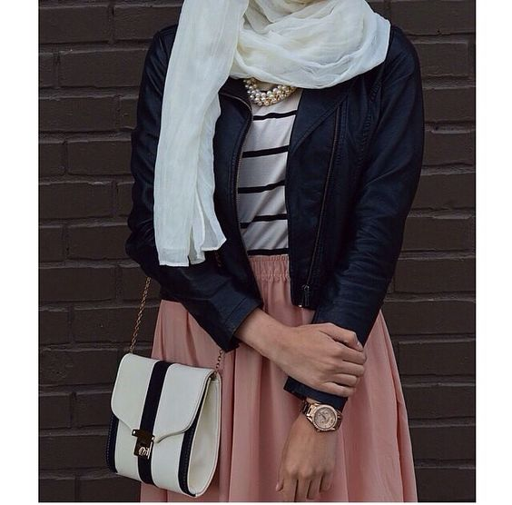 بالصور ستايل محجبات , اجمل كولكشين مناسب جدا للحجاب 4674 6