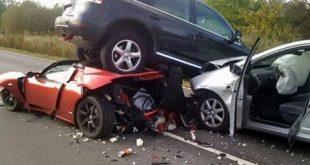 صوره حوادث سيارات , افظع الحوادث اللى ممكن تشوفها