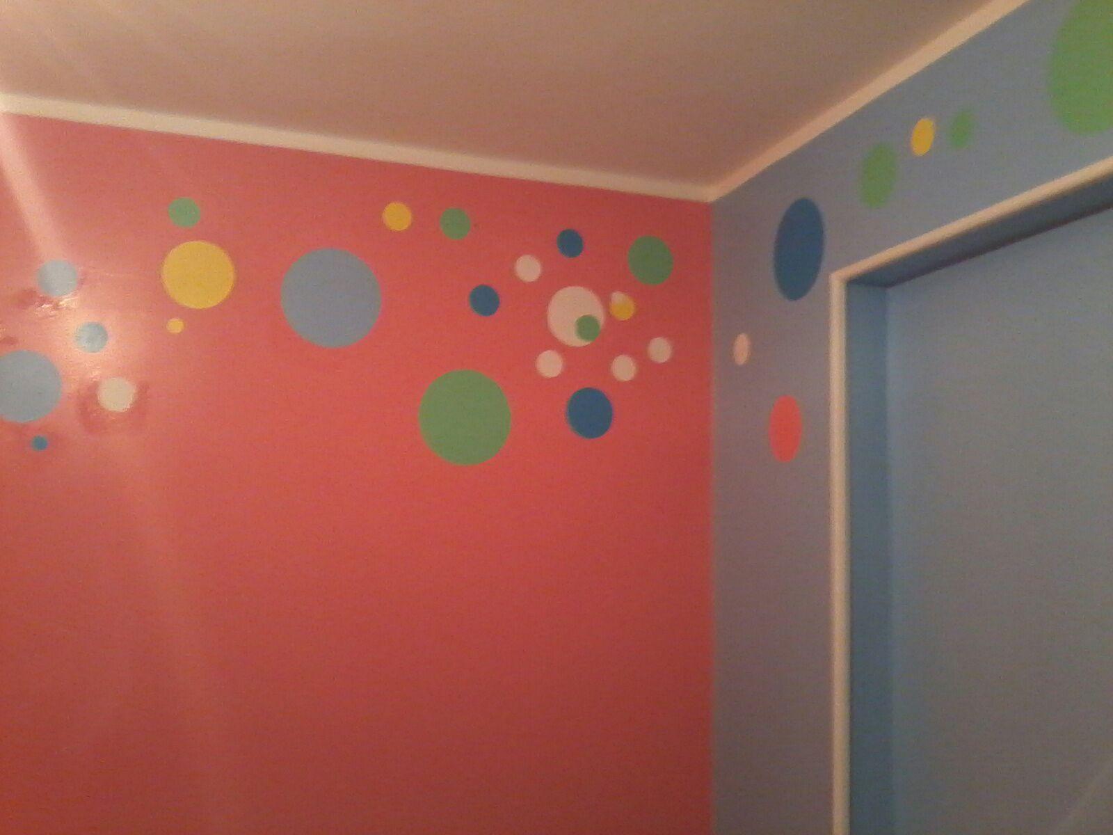 بالصور نقاشة غرف اطفال , اشكال لغرف نوم الاطفال 4750 10
