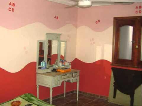 بالصور نقاشة غرف اطفال , اشكال لغرف نوم الاطفال 4750 2
