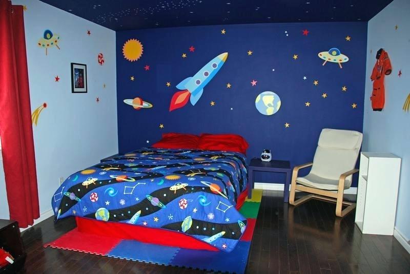 بالصور نقاشة غرف اطفال , اشكال لغرف نوم الاطفال 4750 6