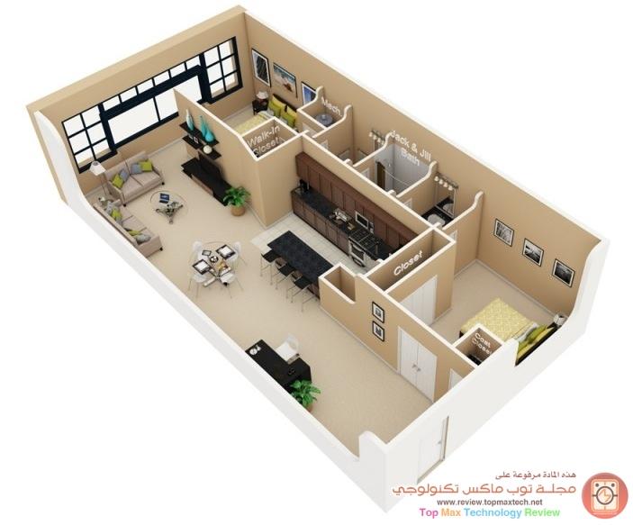 بالصور منازل صغيرة وجميلة , اجمل تصاميم المنازل 4825 1