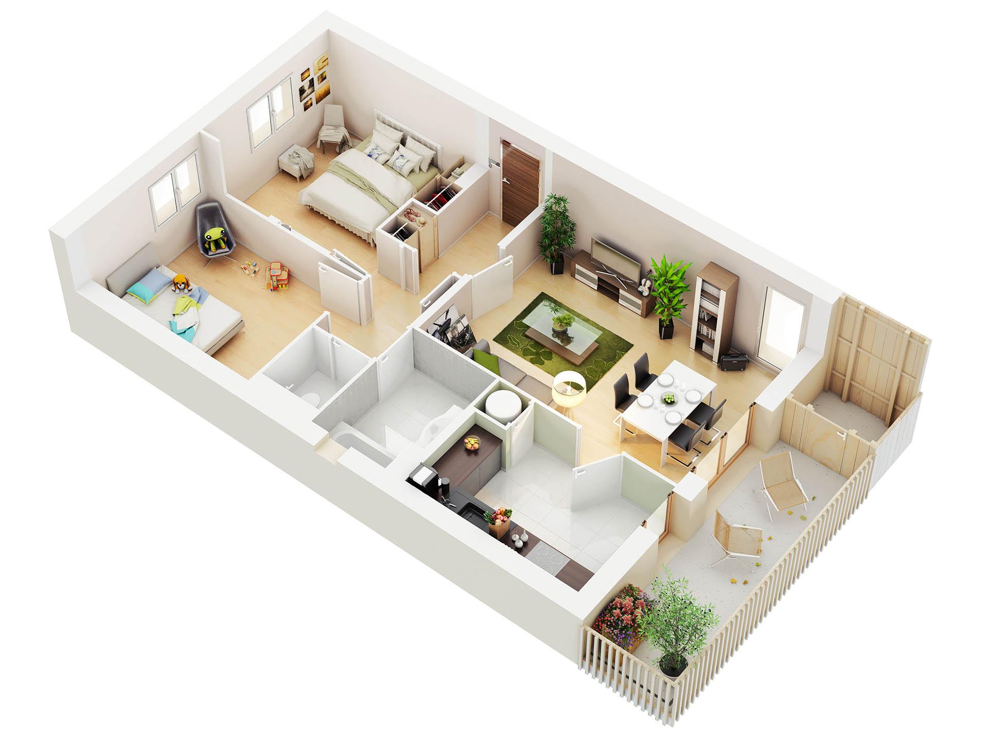بالصور منازل صغيرة وجميلة , اجمل تصاميم المنازل 4825 2