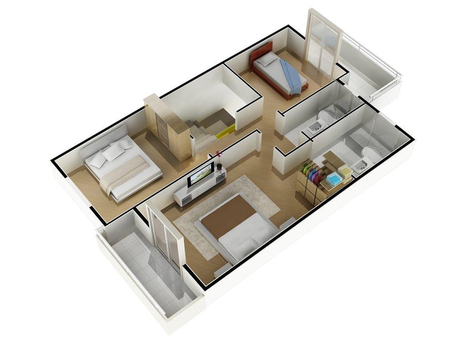 بالصور منازل صغيرة وجميلة , اجمل تصاميم المنازل 4825 6