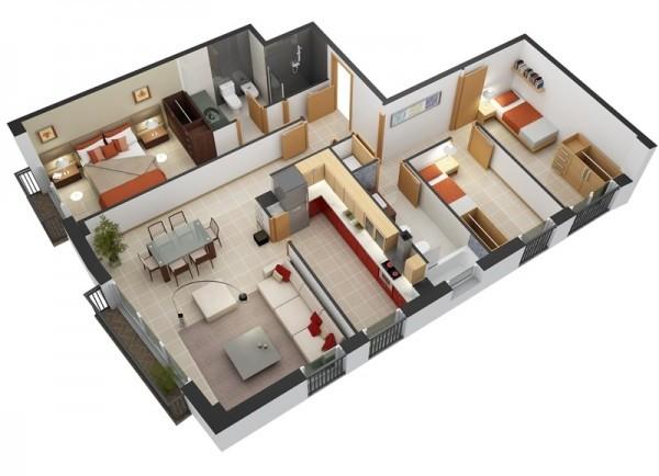 بالصور منازل صغيرة وجميلة , اجمل تصاميم المنازل