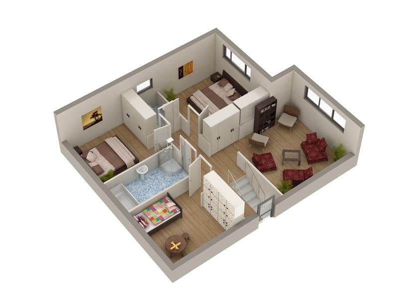 بالصور منازل صغيرة وجميلة , اجمل تصاميم المنازل 4825