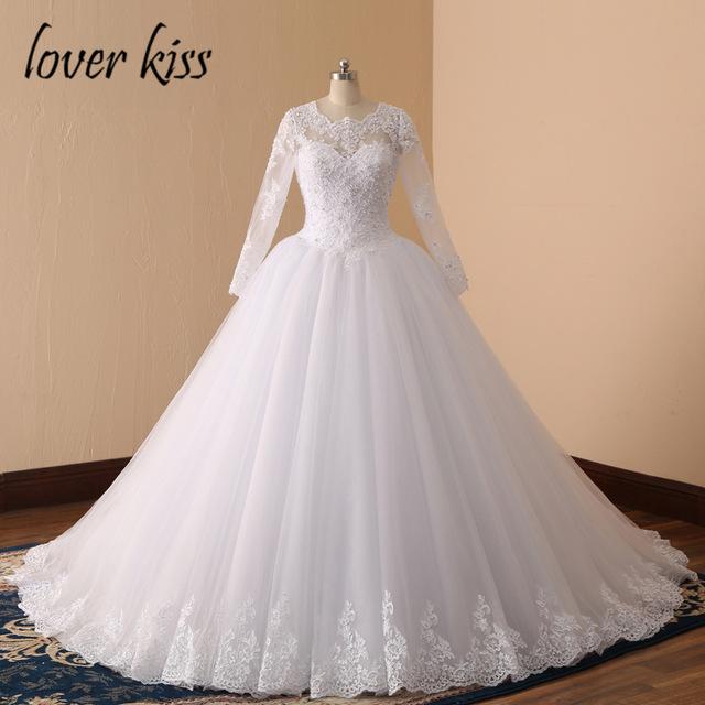بالصور موديلات فساتين زفاف 2019 , كولكشن رائع لفستان الفرح 4894 3