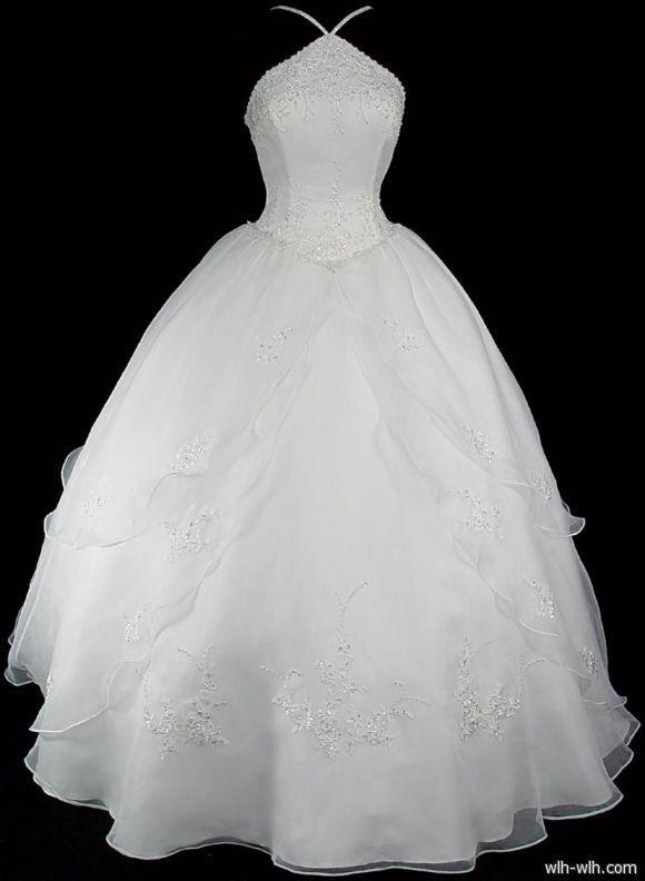 بالصور موديلات فساتين زفاف 2019 , كولكشن رائع لفستان الفرح 4894 7