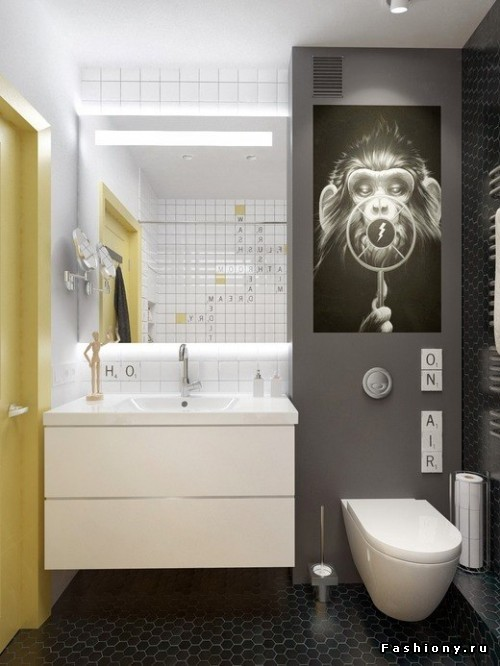 بالصور اجمل الحمامات المنزلية , حمام البيت العصرى 4895 1