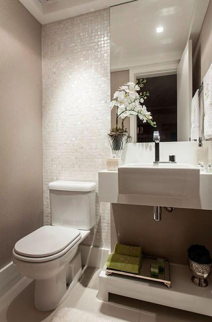 بالصور اجمل الحمامات المنزلية , حمام البيت العصرى 4895 3