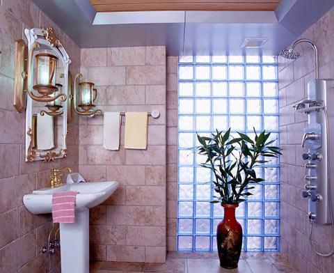 بالصور اجمل الحمامات المنزلية , حمام البيت العصرى 4895 9