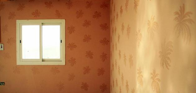 صوره انواع طلاء الجدران , اتعرفى على الوان الحائط ودراجتها