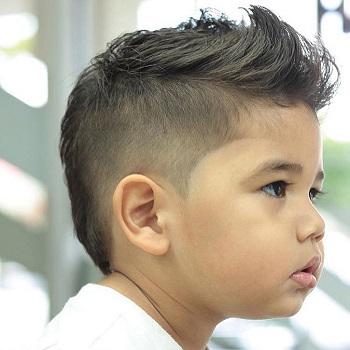 صوره قصات شعر قصيرة 2019 , اجمل التسريحات للاطفال