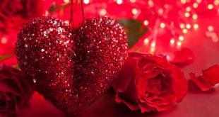 صور ورد وقلوب , اجمل باقات الورد والقلوب المزخرفه
