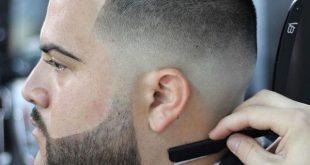 صوره قصات شعر للرجال , احدث قصات الشعر الجذابه للرجال