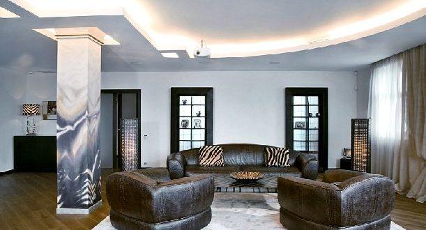 بالصور تصميم غرف معيشة , افكار وتصاميم عصريه لغرفه المعيشه 5699 10