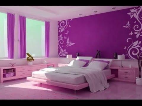 صور الوان غرف نوم , احدث الوان دهانات غرف النوم