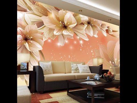 بالصور ديكورات جدران صالات , اشكال وتصاميم للجدران تحفه 5865 3