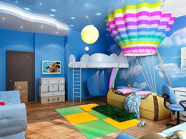صورة غرف اطفال مودرن , احدث واجمل غرف اطفال مودرن رووووعه