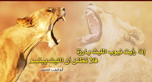بالصور اقوال المتنبي , من اروع ماقال ابو الطيب المتنبى 5883 1