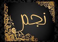 صورة معنى اسم نجم الدين , اسم نجم الدين وتلاوه مميزه للشيخ نجم الدين الصنهاجى