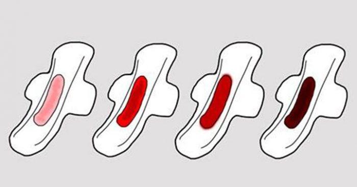 صور اسباب نزول دم اسود اول ايام الدورة , تعرف على اهم اسباب الدم الاسود المزامن لنزول الدوره