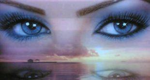 صوره شعر في العيون , عبارات جميلة عن سحر العيون