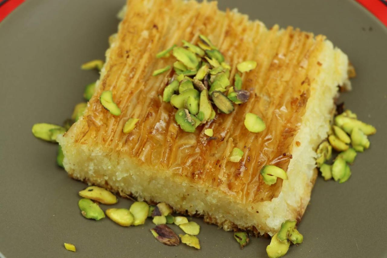 صورة حلويات تركية مشهورة , اشهي الحلويات التركية