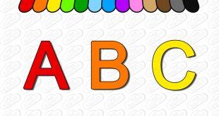 صورة كلمات الحروف الانجليزية , تعليم الحروف الانجليزية للاطفال