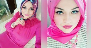 صور لفات حجاب جديدة 2019 , احلى واحمل لفات حجاب 2019