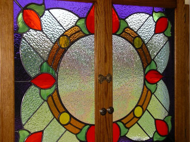 بالصور فن الرسم على الزجاج بالصور , تعرف علي طريقة الرسم علي الزجاج 13769 7