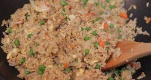 طريقة الرز البني , تعرفي علي اسهل طريقة لعمل الرز البني