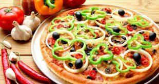 صور وصفات بيتزا سهلة , اسهل طريقة لعمل البيتزا