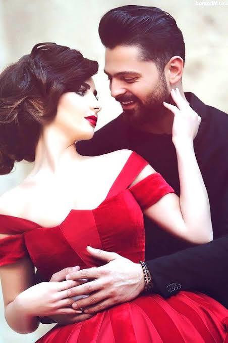 صورة لغة الجسد في التعبير عن الحب , بعض علامات الجسد التي تدل علي الحب