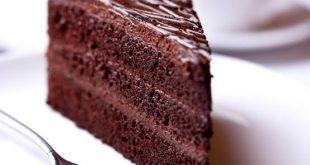 بالصور طريقة عمل الكيكة العادية بالشيكولاتة , مكونات و مقادير عمل كيكه الشيكولاته