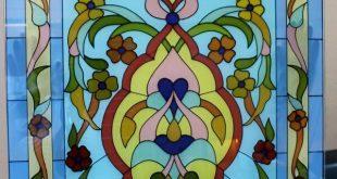 بالصور فن الرسم على الزجاج بالصور , تعرف علي طريقة الرسم علي الزجاج unnamed file 309 310x165