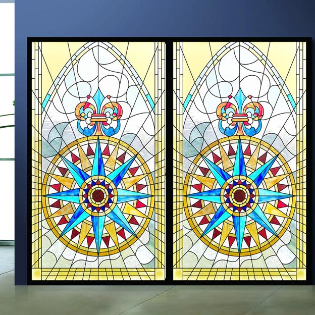 بالصور فن الرسم على الزجاج بالصور , تعرف علي طريقة الرسم علي الزجاج unnamed file 313