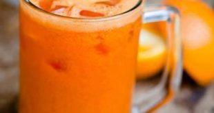 بالصور فوائد عصير البرتقال والجزر , تعرف علي القيمة الغذائية لعصير البرتقال و الجزر unnamed file 490 310x165
