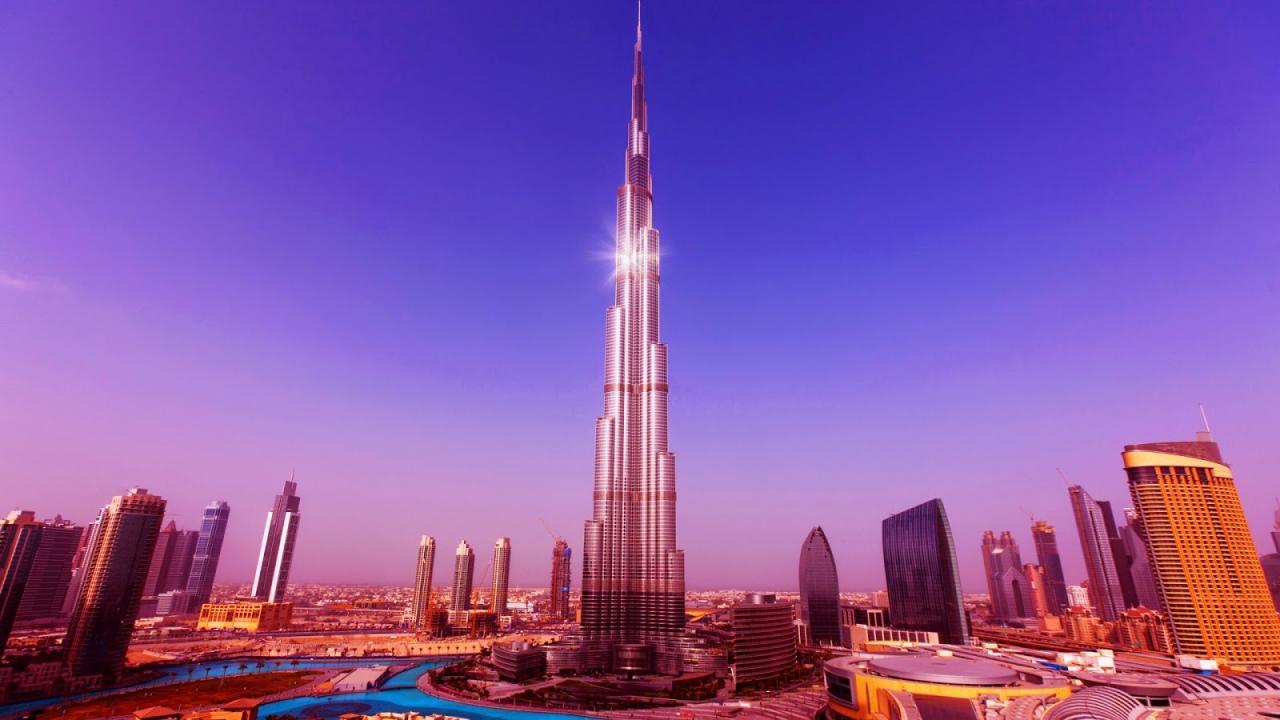 صور صور عن برج خليفة , معلومات عن برج الخليفة