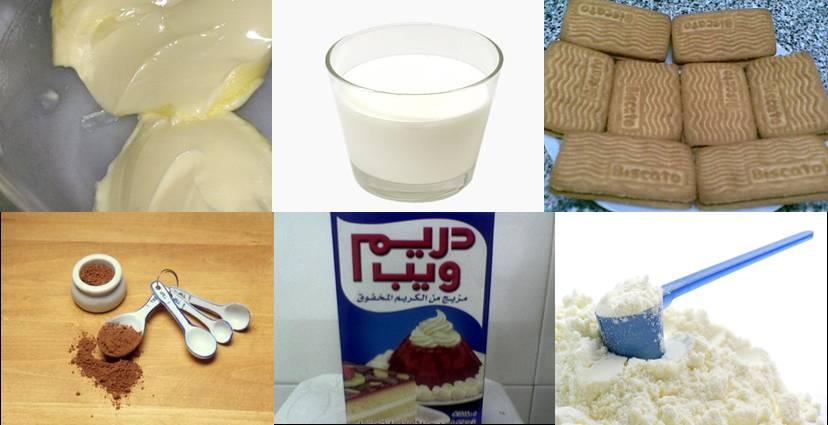 صورة طريقة حلى بارد جديد , كيفيه عمل اشهى الحلويات بدون نار