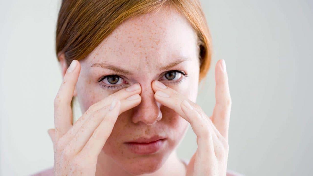 صورة افضل علاج لحساسية الجيوب الانفية , كيفيه الوقايه من حساسيه الجيوب الانفيه