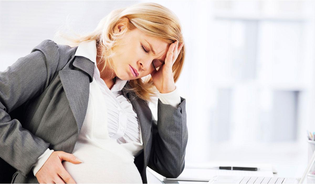 صورة اسباب صداع الحامل , وكيفيه الوقايه من صداع الحامل