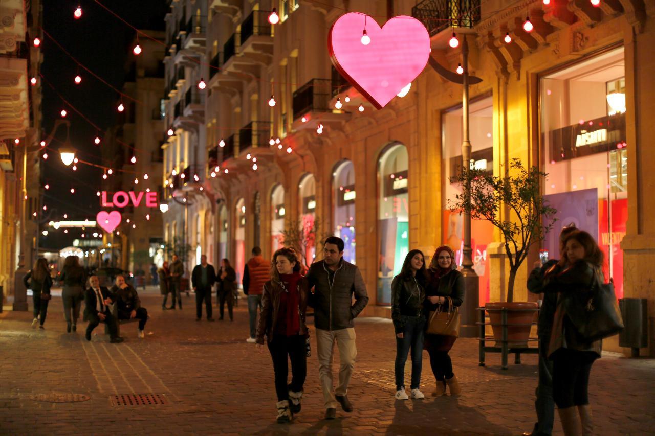 صورة احتفالات عيد الحب , ماذا يفعل المحبين فى هذا اليوم