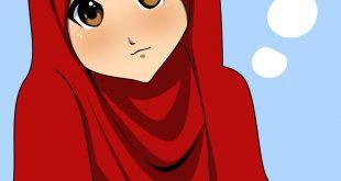 صور صور اسلاميه كرتون , اجمل صور بنات اسلاميه كرتونيه
