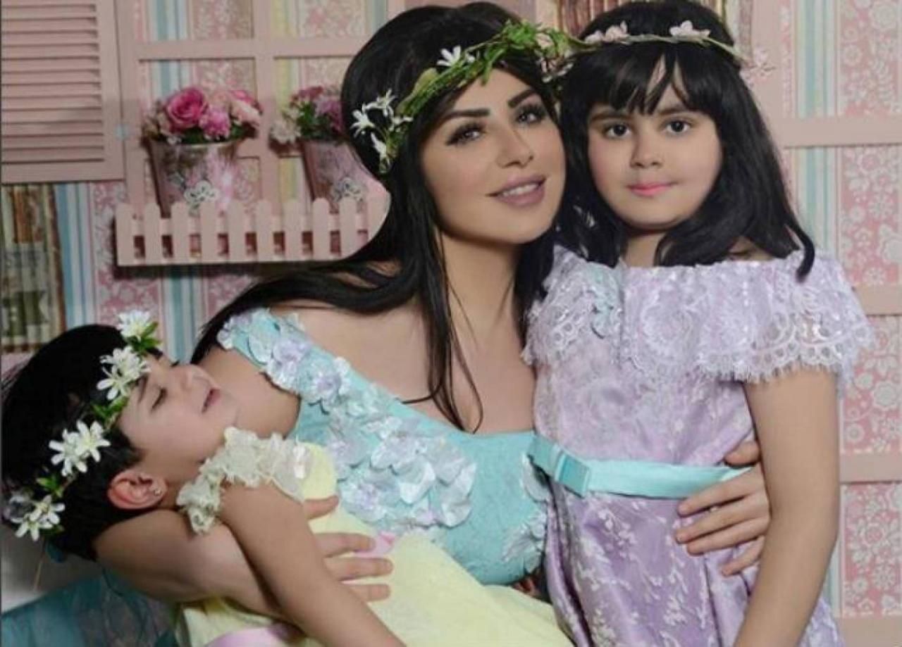 صورة بنات حليمة بولند , اعرف عن حياة حليمة بولند و بنتها