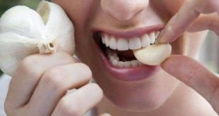 صورة كيفية التخلص من رائحة الثوم , تخلص من رائحة الثوم فى الفم نهائيا