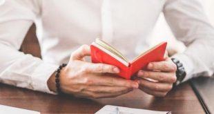صورة كيف تستمتع بالقراءة , طريقة قراءة الكتب