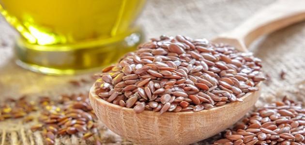 صورة فوائد بذر الكتان للكبد , فوائد زريعة الكتان لمرضي الكبد