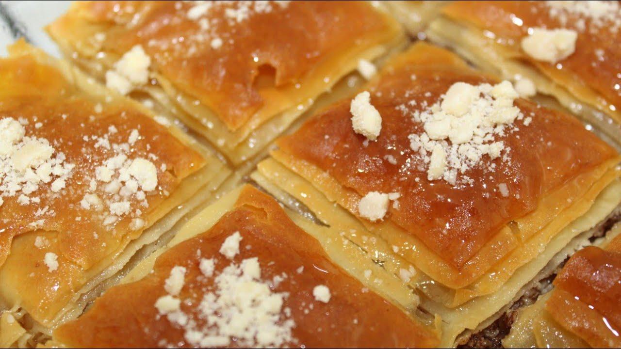 صورة حلويات رمضان وصفات لاشهر الحلويات في رمضان